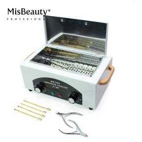 High Temperature Sterilizer Cabinet, Sundry Professional Salon Spa Beauty Hair Nail Metal Equipment Sterilizing Disinfecting Tools