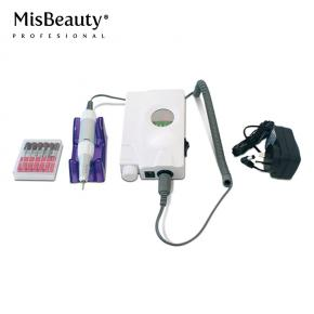 Over 800 USA Nail Stores are using this Wireless & Rechargeable Nail Drill Machine Set with Digital 0 - 30000 RPM