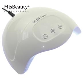 24W Sun5 Mini UV LED Lamp Nail Dryer Machine Manicure Curing All Gel Polish Lampara uv Light Therapy Lamp