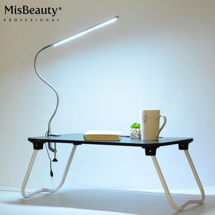 360 Degree Adjustable USB Nail Desk Table Led Manicure Lamp for Nail Art