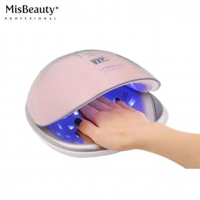 48W Rechargeable Pro Cure Nail Led Lamp with 6000mA Lithium Battery