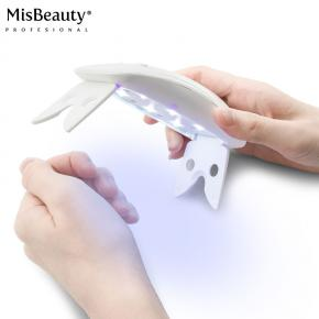 Sun Mini Cordless Rechargeable 6w Portable Gel Set Nail Lamp