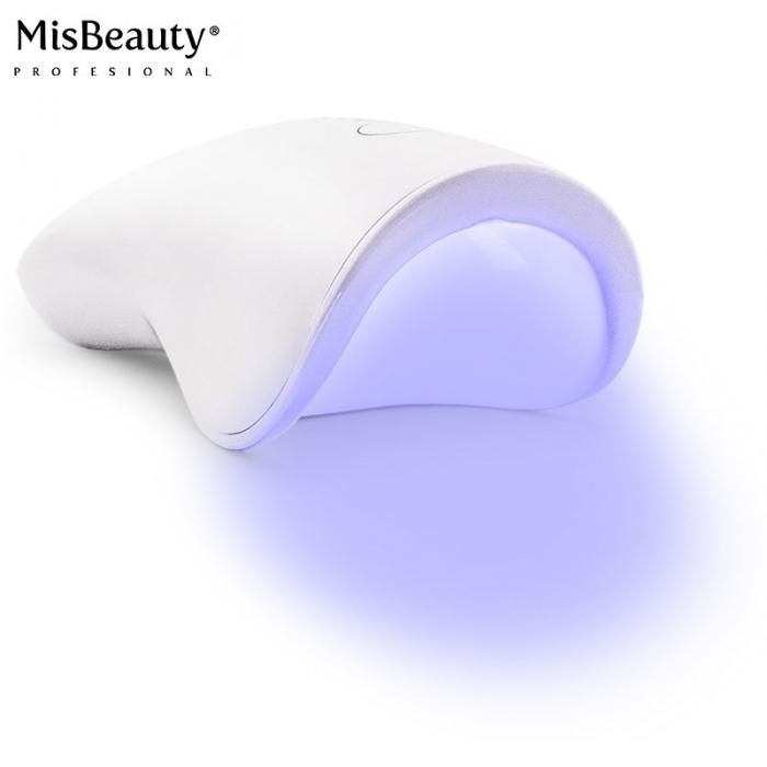 Dolphin F2 Rechargeable Portable UV/LED Nail Lamp